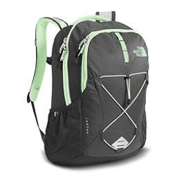 The North Face Jester Womens Backpack, Asphalt Grey Dark Heather-Subt, 256