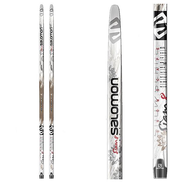 Salomon Snowscape 8 Siam Cross Country Skis, , 600