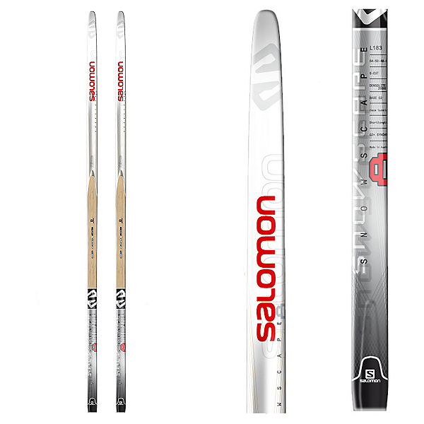 Salomon Snowscape 8 Cross Country Skis, , 600