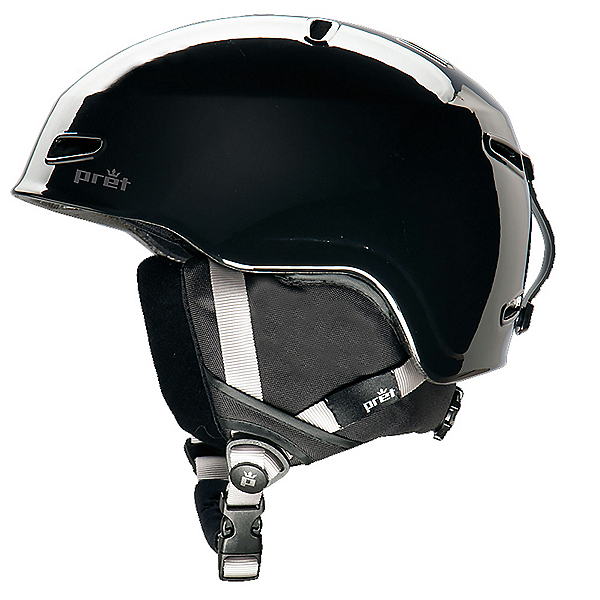 Pret Kid Lid Kids Helmet, Black, 600