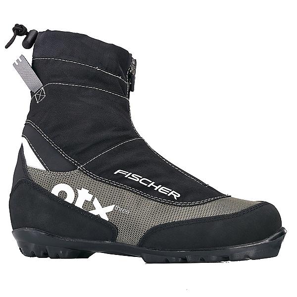 Fischer Off Track 3 NNN Cross Country Ski Boots, Black, 600