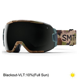 Smith Vice Goggles, Haze-Blackout, 256