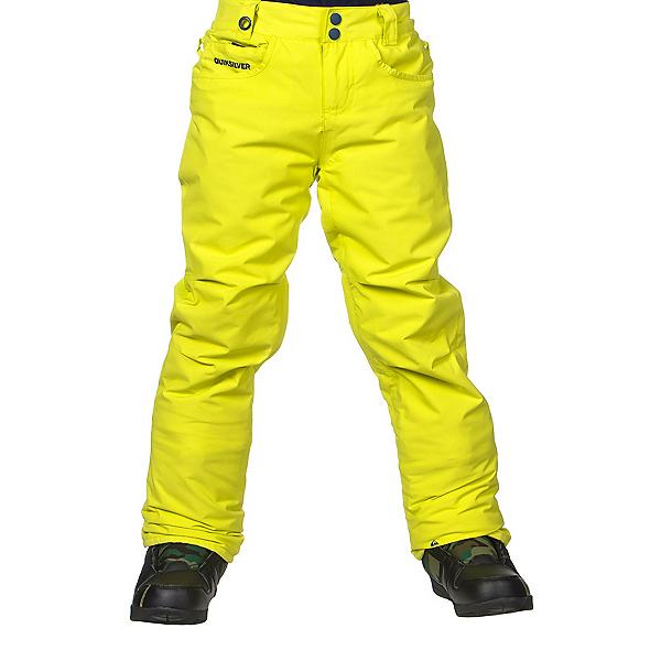 Quiksilver State Kids Snowboard Pants, , 600