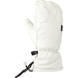 Gordini The Leather Goose III Womens Mittens, White, 256