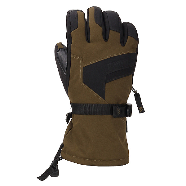 Gordini Da Goose V GTX Gloves, Dark Olive, 600