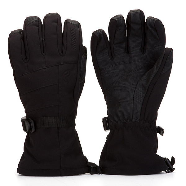 Gordini Fall Line III Gloves, Black, 600