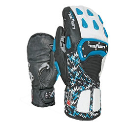 Level SQ CF Mitt Ski Racing Mittens, Royal, 256