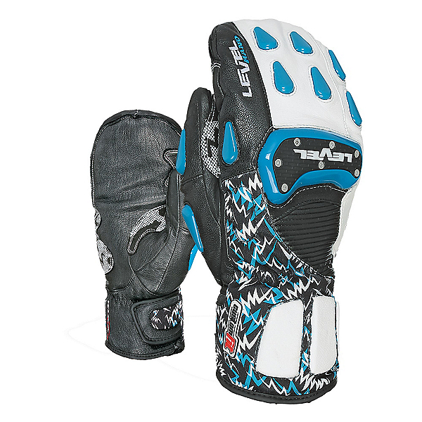 Level SQ CF Mitt Ski Racing Mittens, , 600