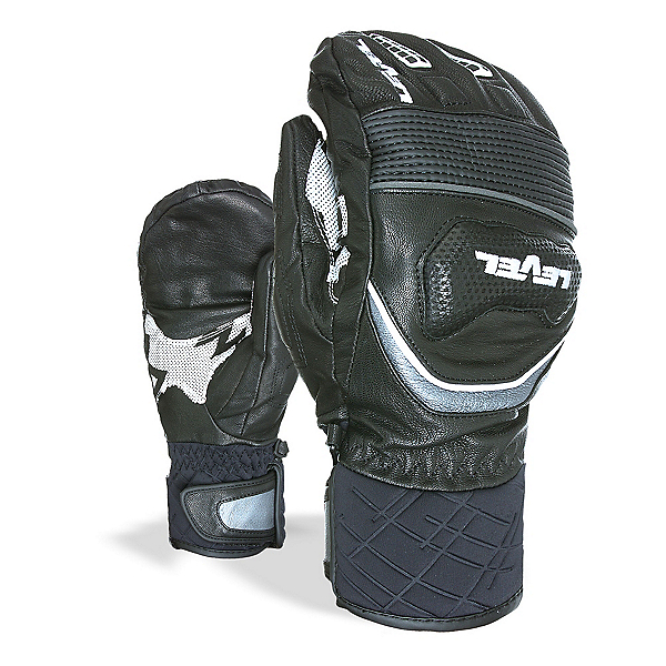 Level Race Ski Racing Mittens, , 600