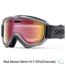Smith Knowledge OTG Goggles, Graphite-Ignitor Mirror, 256