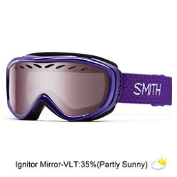 Smith Transit Womens Goggles, Ultraviolet-Ignitor Mirror, 256