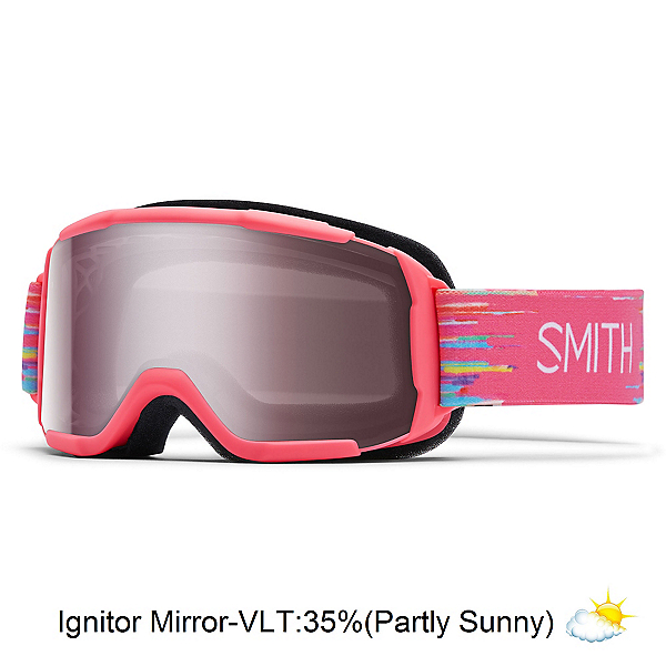 Smith Daredevil Girls Goggles, , 600