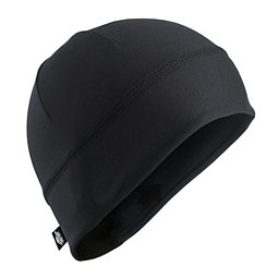 Turtle Fur Brain Shroud Hat, Black, 256