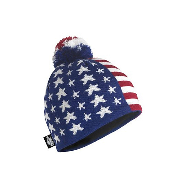 Turtle Fur Patriotic Hat, , 600