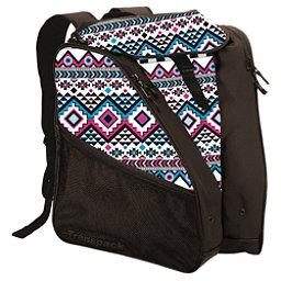 Transpack XTW Ski Boot Bag 2017, White-Pink-Aqua Aztec, 256