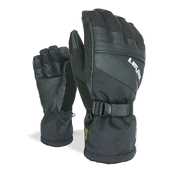 Level Patrol Gloves, Black, 600