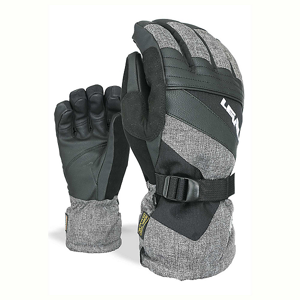 Level Patrol Gloves, Anthracite, 600