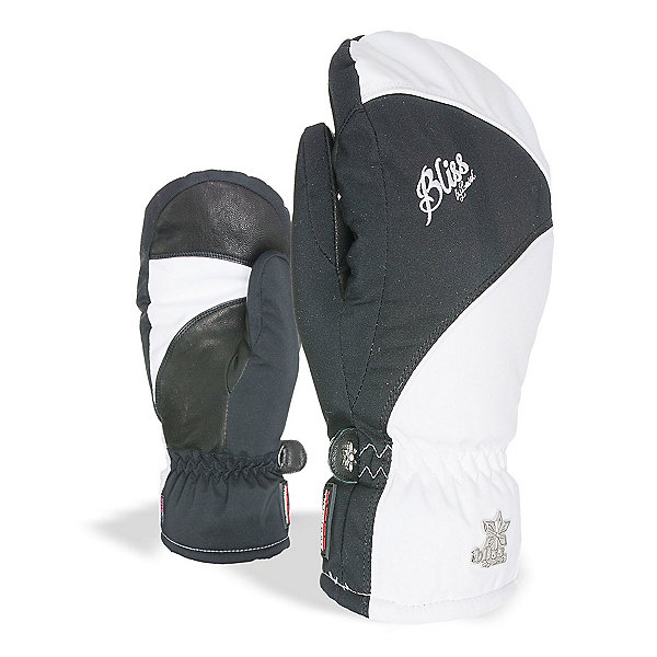 Level Mummies Womens Mittens, Pk Black, 600