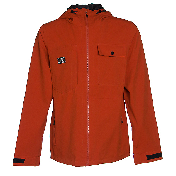 Armada Highland Mens Shell Ski Jacket, , 600