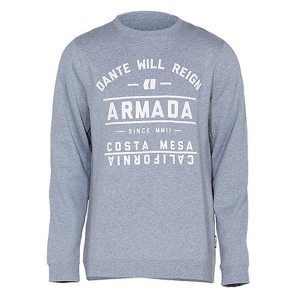 Armada Meta Crew Mens Sweatshirt, , 600