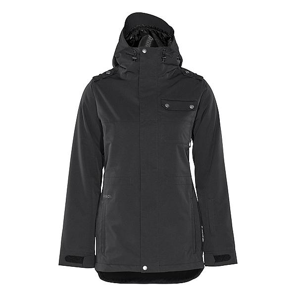 Armada Abbey Womens Insulated Ski Jacket, Black, 600