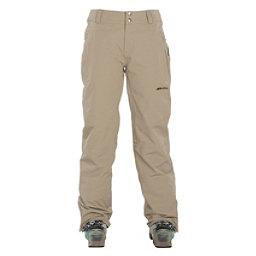 Armada Lenox Womens Ski Pants, Khaki, 256