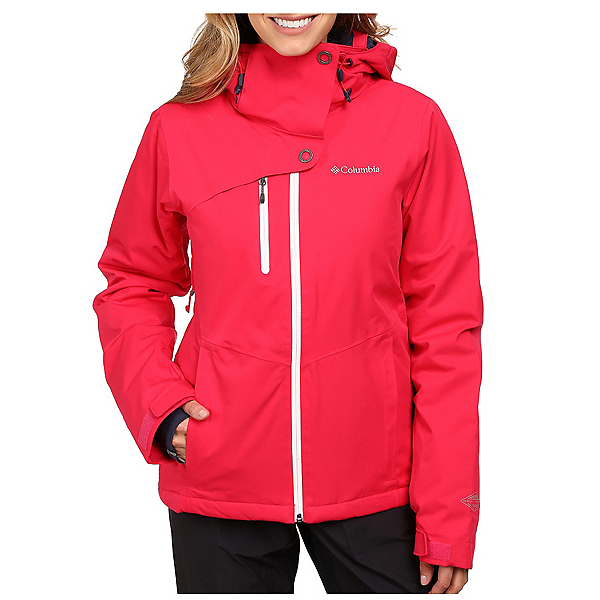Columbia Mile Summit Plus Womens Insulated Ski Jacket, , 600