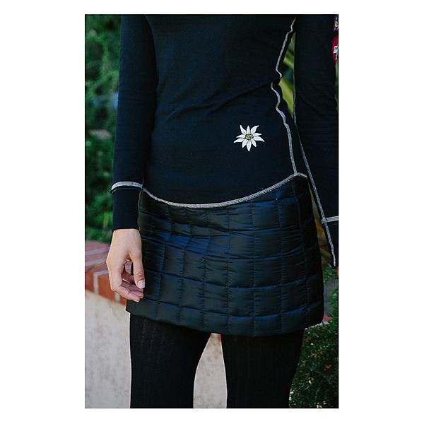 Alp-n-Rock Urban/Alpine Mini Skirt, Heather Black, 600