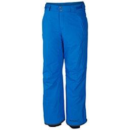Columbia Bugaboo II Big Mens Ski Pants, Hyper Blue, 256