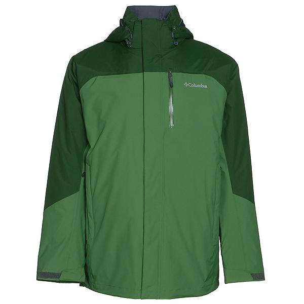 Columbia Lhotse II Interchange Big Mens Insulated Ski Jacket, , 600