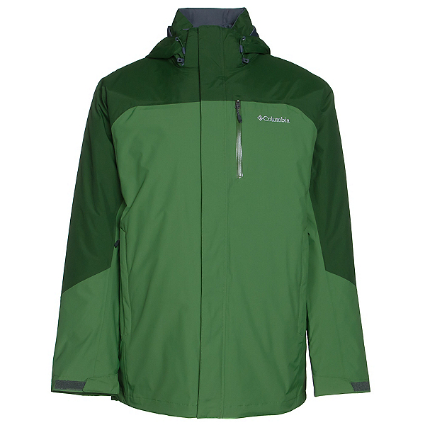 Columbia Lhotse II Interchange Tall Mens Insulated Ski Jacket, , 600