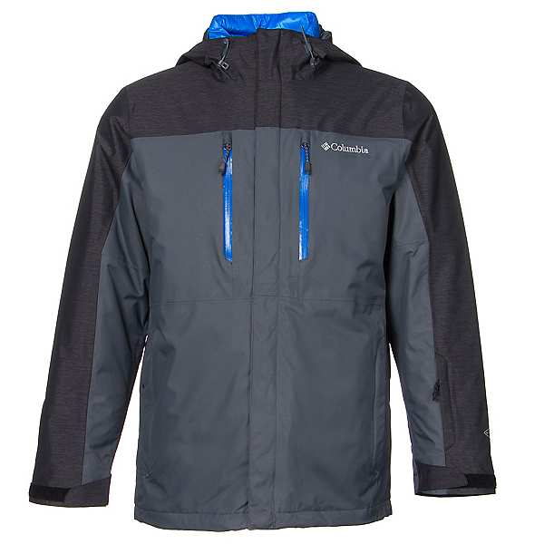Columbia In Bounds 650 TurboDown Mens Insulated Ski Jacket, , 600