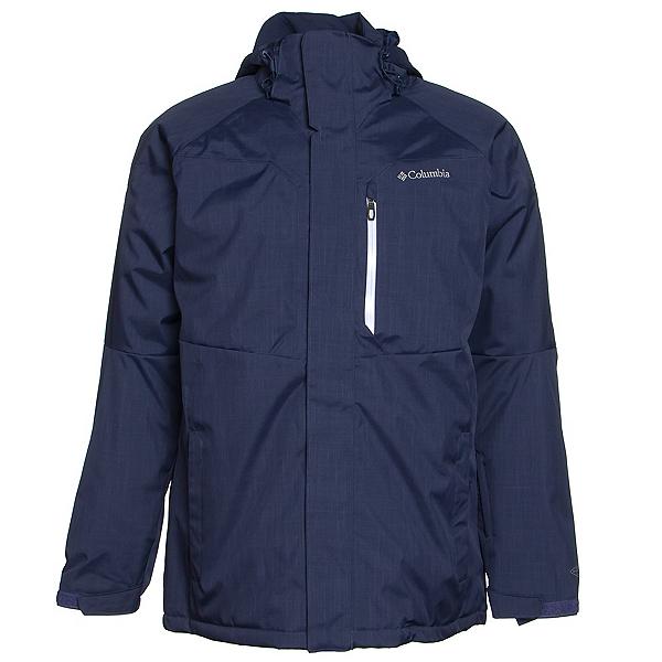 Columbia Alpine Action Big Mens Insulated Ski Jacket, , 600
