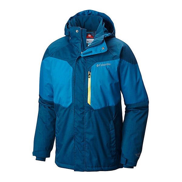 Columbia Alpine Action Tall Mens Insulated Ski Jacket, , 600