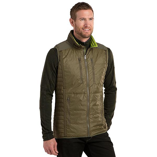 KUHL Spyfire Mens Vest, Olive, 600