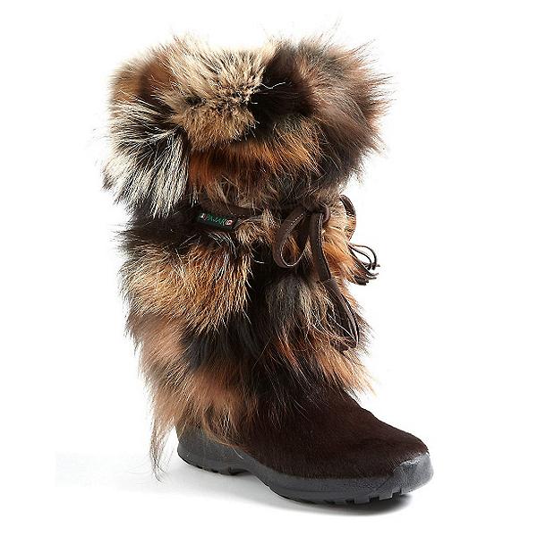 Pajar Fox Trot Womens Boots, Brown, 600