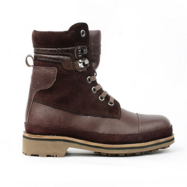 Pajar Earl Mens Boots, Dark Brown, 600