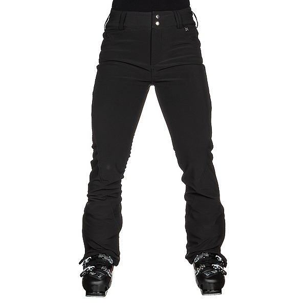 NILS Betty Womens Ski Pants, Black, 600