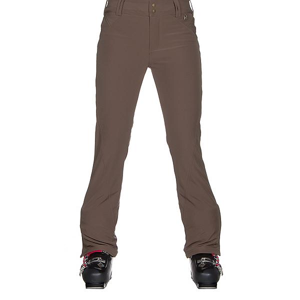 NILS Betty Womens Ski Pants, Pewter, 600