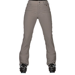 NILS Betty Womens Ski Pants, Mushroom, 256