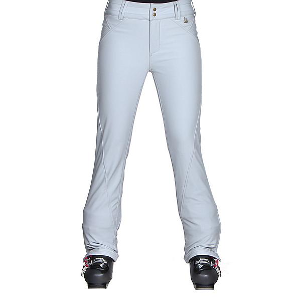 NILS Betty Long Womens Ski Pants, White, 600