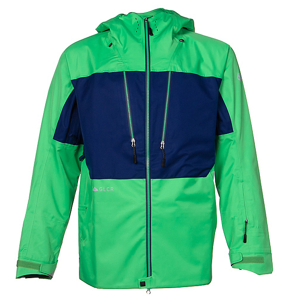 686 GLCR Ether 3-Ply Mens Shell Snowboard Jacket, , 600