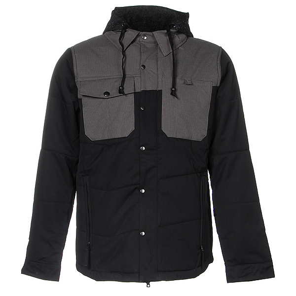 686 Authentic Woodland Mens Insulated Snowboard Jacket, , 600