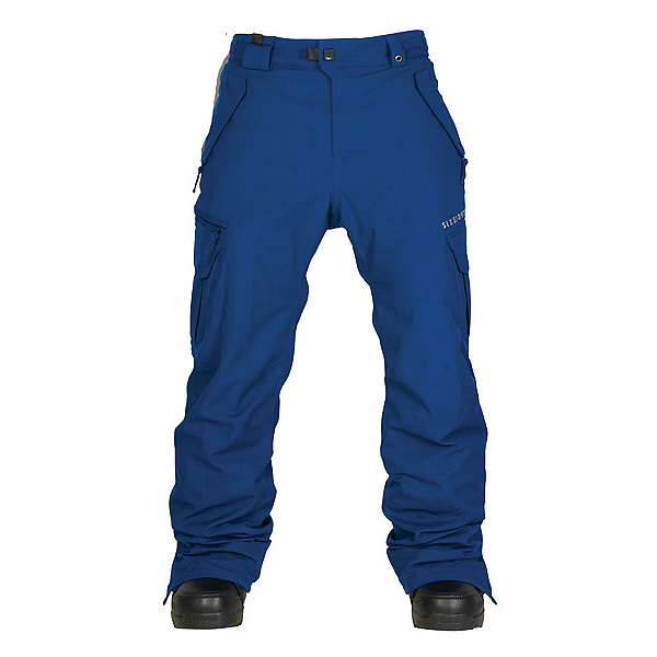 686 Authentic Smarty Cargo Mens Snowboard Pants, , 600