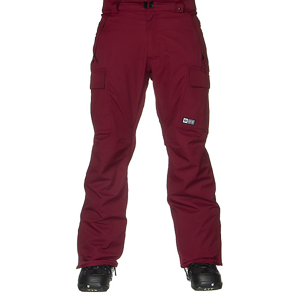 686 Authentic Infinity Insulated Mens Snowboard Pants, , 600