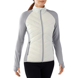 SmartWool Corbet 120 Womens Jacket, Dogwood White, 256