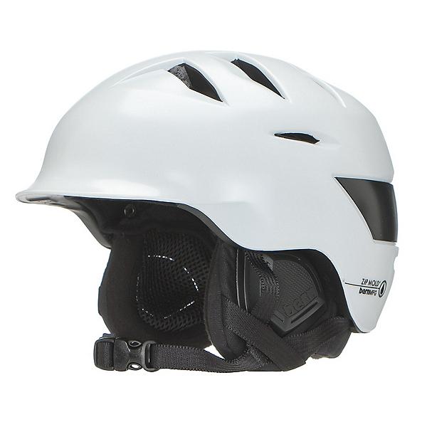 Bern Rollins Helmet, Satin White, 600
