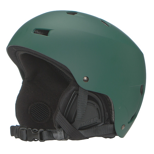 Bern Macon EPS Helmet, Matte Hunter Green, 600