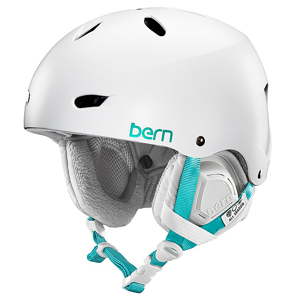 Bern Brighton EPS Womens Helmet, Satin White, 600