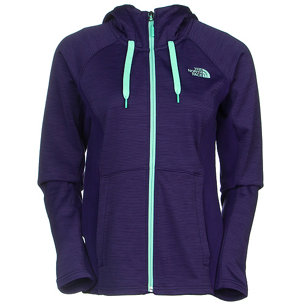 The North Face Castle Crag Womens Hoodie (Previous Season), , 600